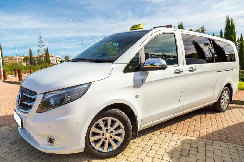 Кипр такси Никосия