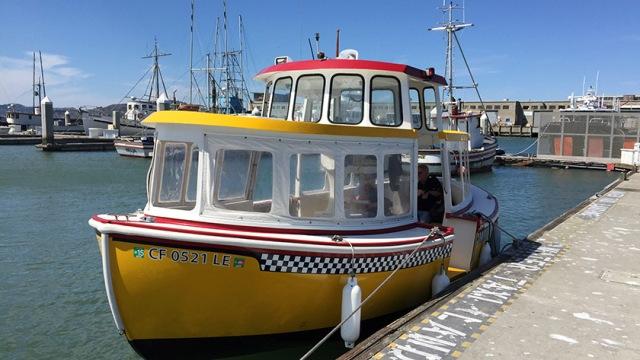 водное такси е Лимассоле