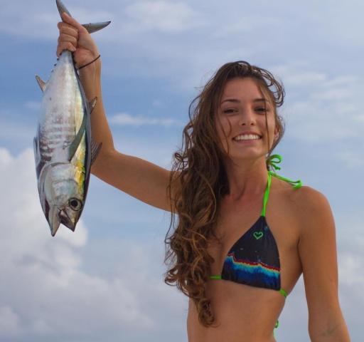 ловля тунца на Кипре