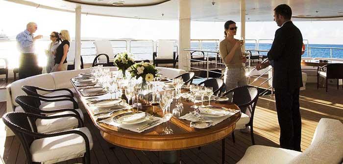 аренда яхт для бизнес встреч в Протарасе