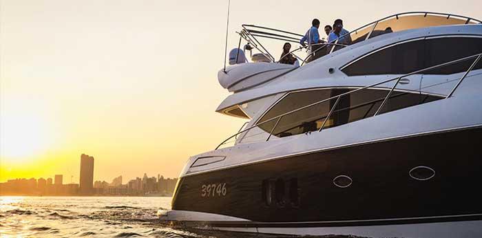 аренда яхт для деловых встреч в Лимассоле