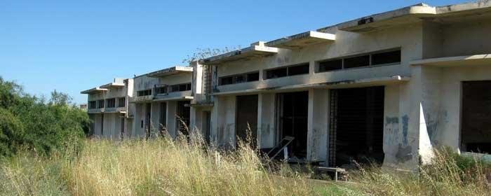 экскурсии в город призрак Варошу Кипр